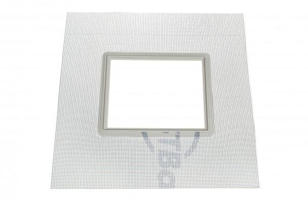 MontageSet Inwall Zero für Viveroo square